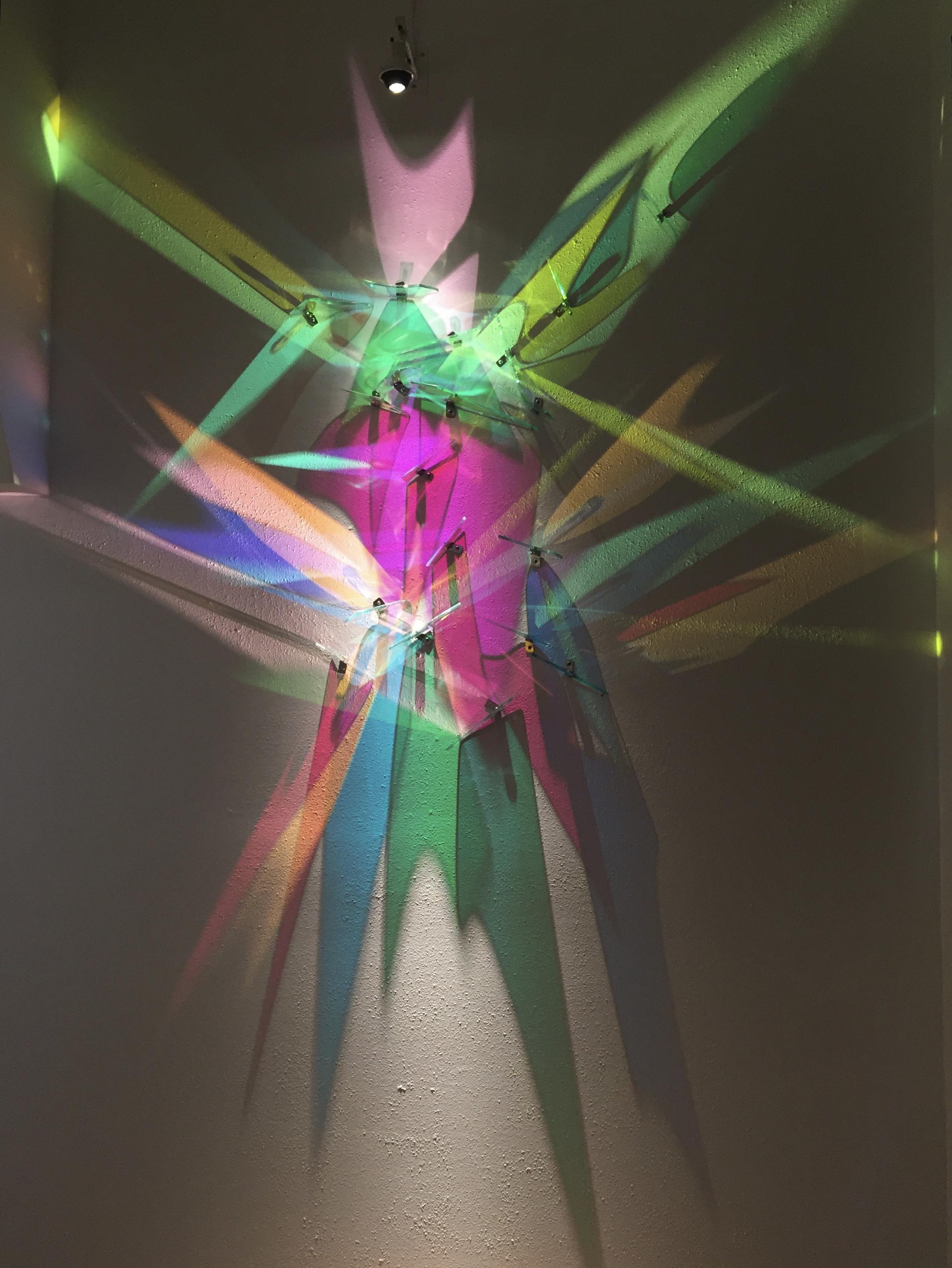 """""""Light Painting"""" Stephen Knapp"""