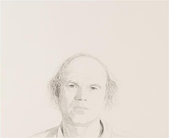 """""""James Rosenquist"""" by Theo Wujcik"""