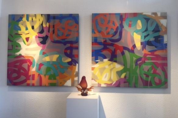 New Work by Albert Murillo
