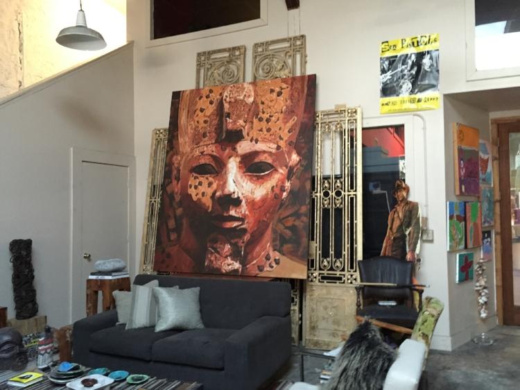 Theo Wujck Studio Tour, Jenny Carey Image