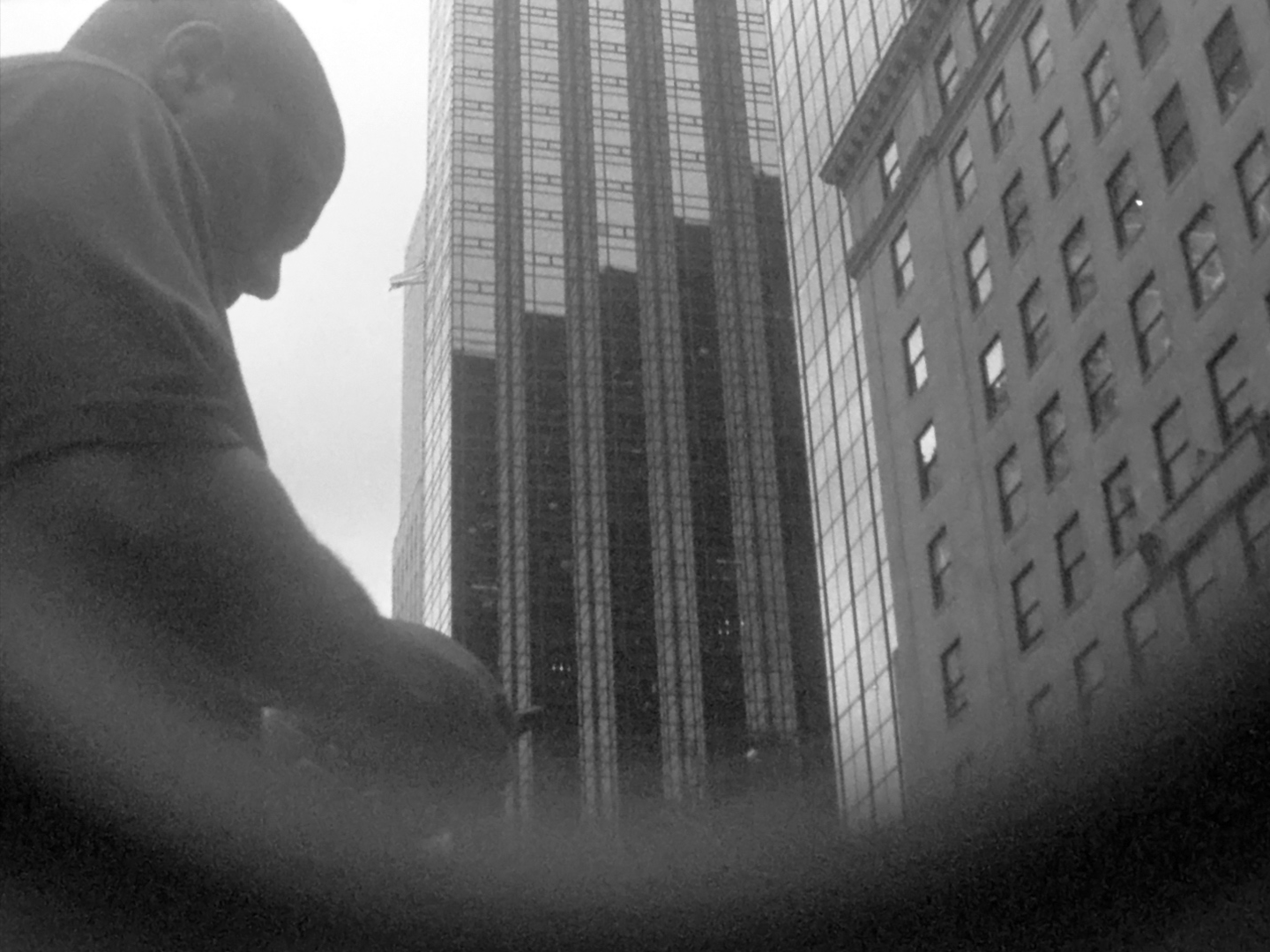 "Failing Up   ""Failing Up"" describes career advancement despite bad decisions, bankruptcies, and intellectual mediocrity. In this short film, the Manhattan real estate holdings of everybody's favorite King of Failing Up are catalogued and synced to a soundtrack that suggests how it feels to be one of his subjects.  Jackie Goss  USA, 2019, 7:30 mins  Visit the   artist's website here  ."