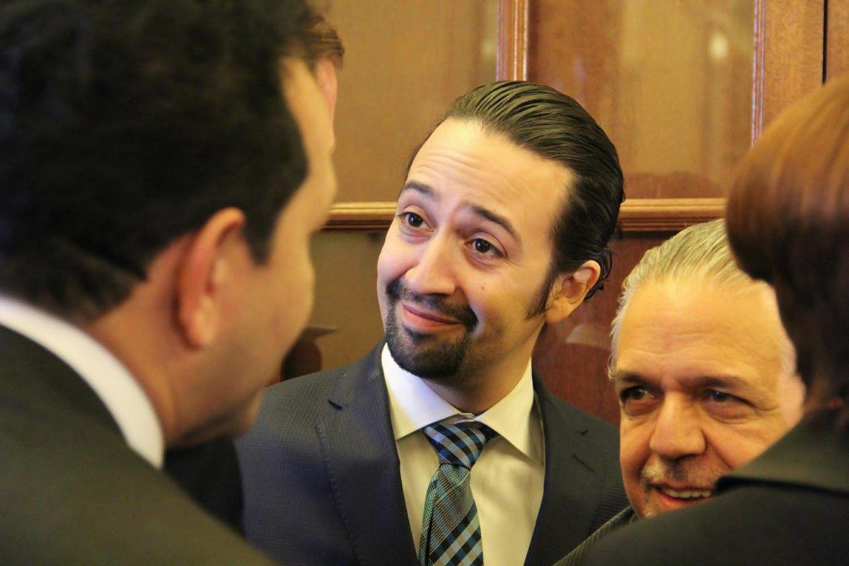 'Hamilton' creator Lin-Manuel Miranda calls on Congress to amend law to help Puerto Rico (NYDN)