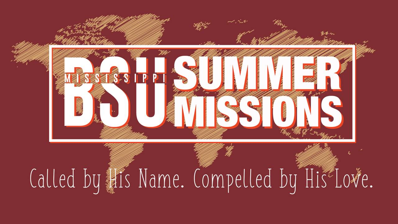 2017 Student Missions
