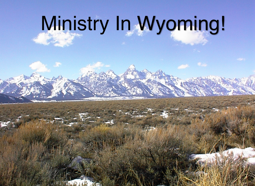 Ministry in Wyoming