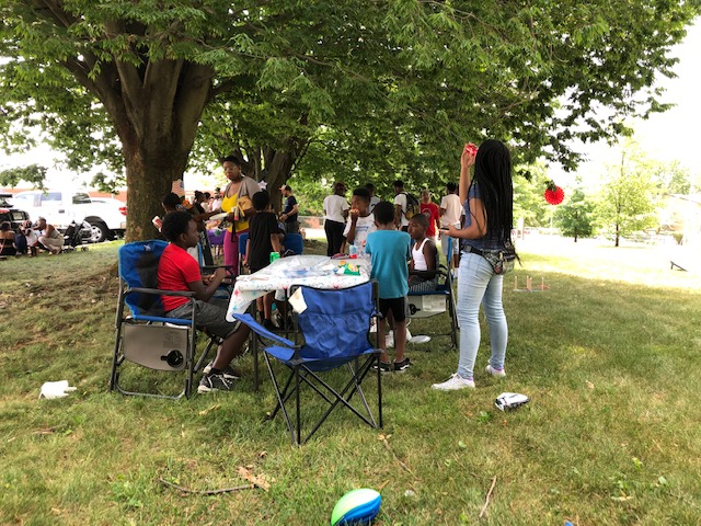 Cook outs in our community
