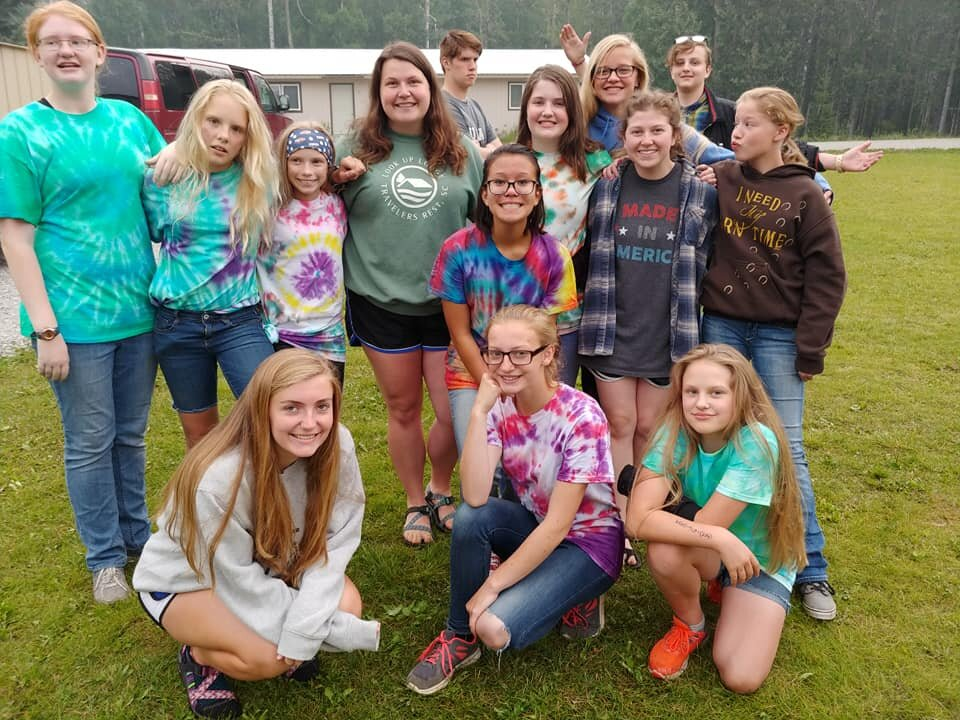 Camp Baldwin team