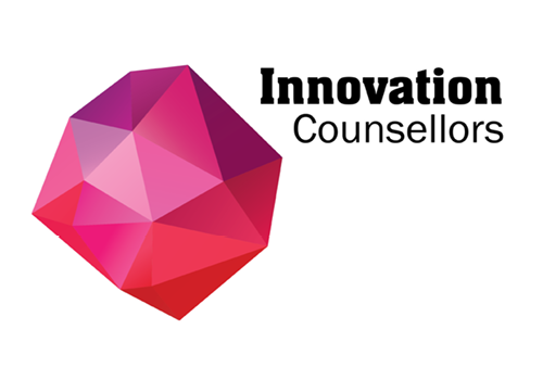 INNOVATION COUNSELLORS  Logo, Business Cards