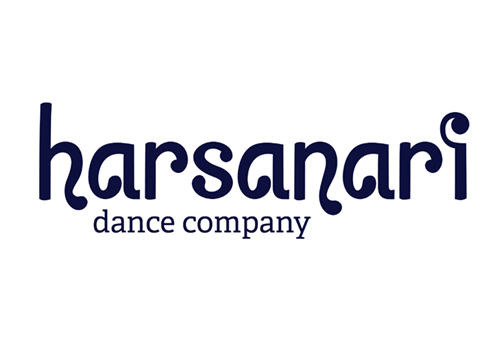 HARSANARI DANCE COMPANY  Logo