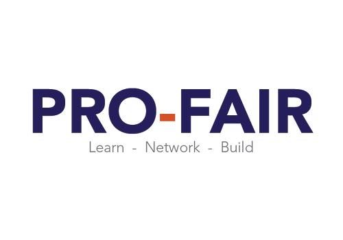 PRO-FAIR   Logo, Website