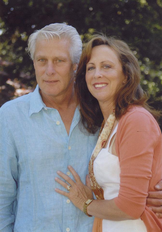 Dale & his wife Carole Kornreich