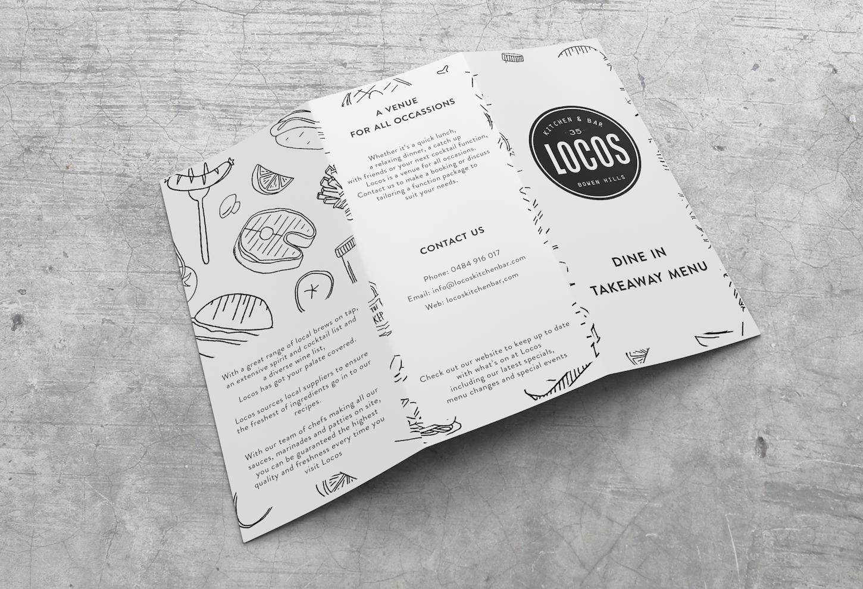 Locos Kitchen & Bar - Design By Klo