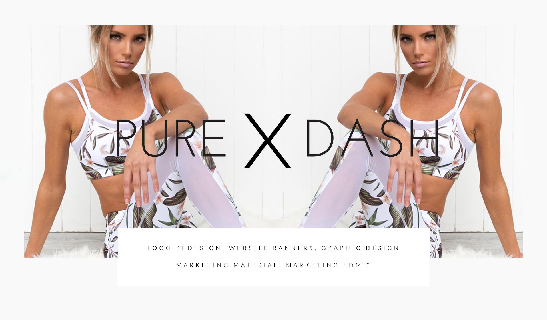 Pure Dash - Design By Klo