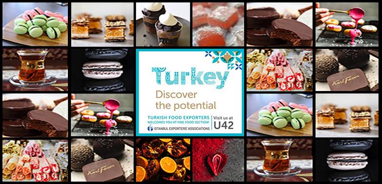 TURKISH PAVILLON @ FINE FOOD AUSTRALIA
