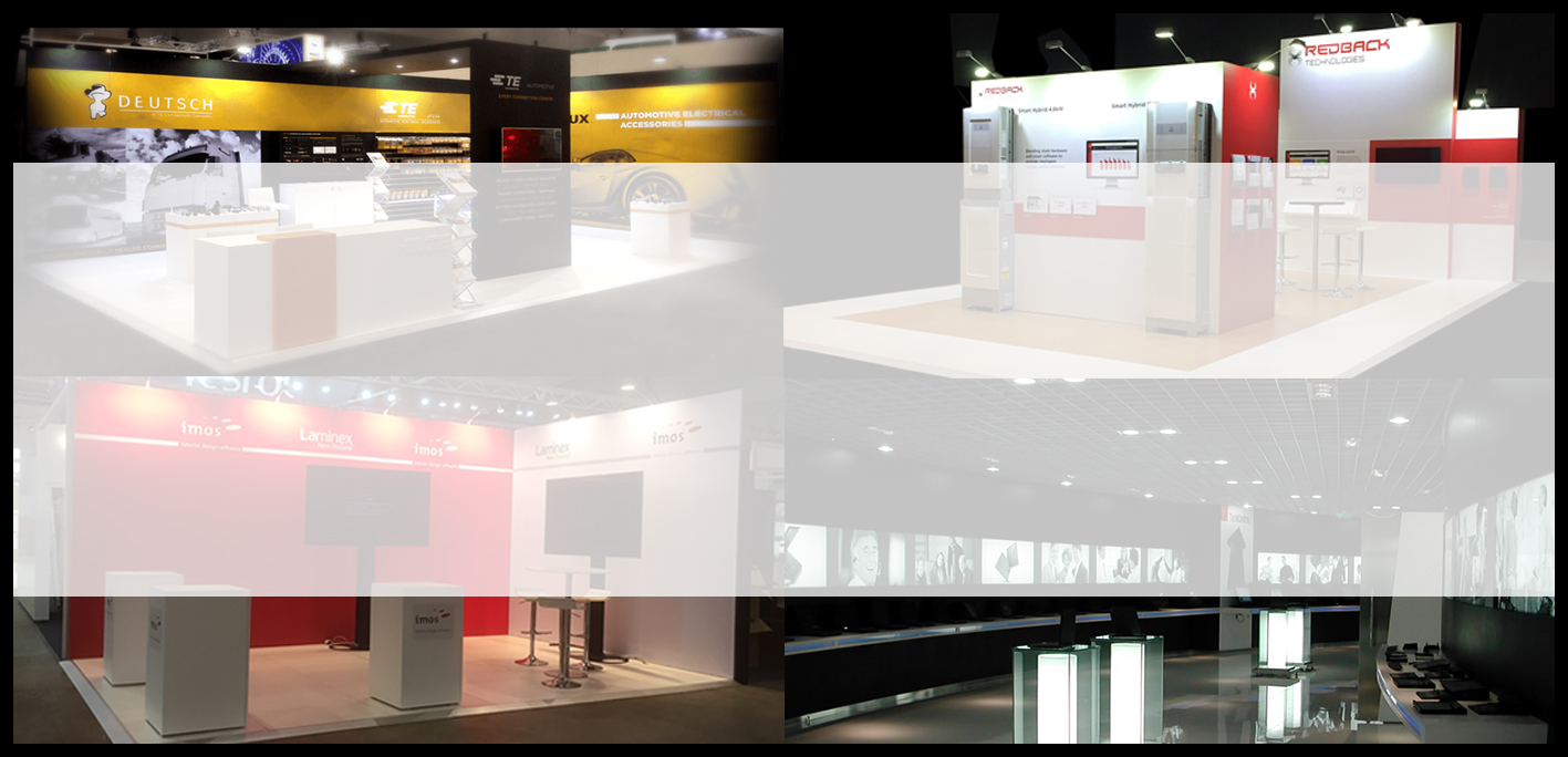 Trade Show Displays Exhibition Stands Iexpo Melbourne Australia