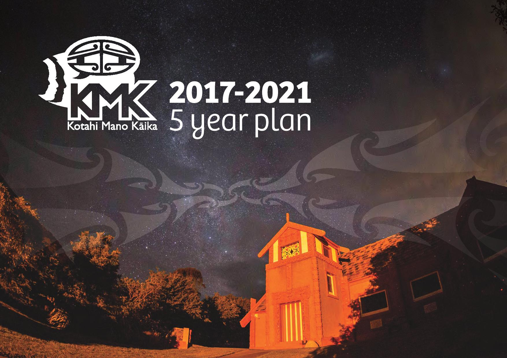 KMK 5 Year Plan 2017