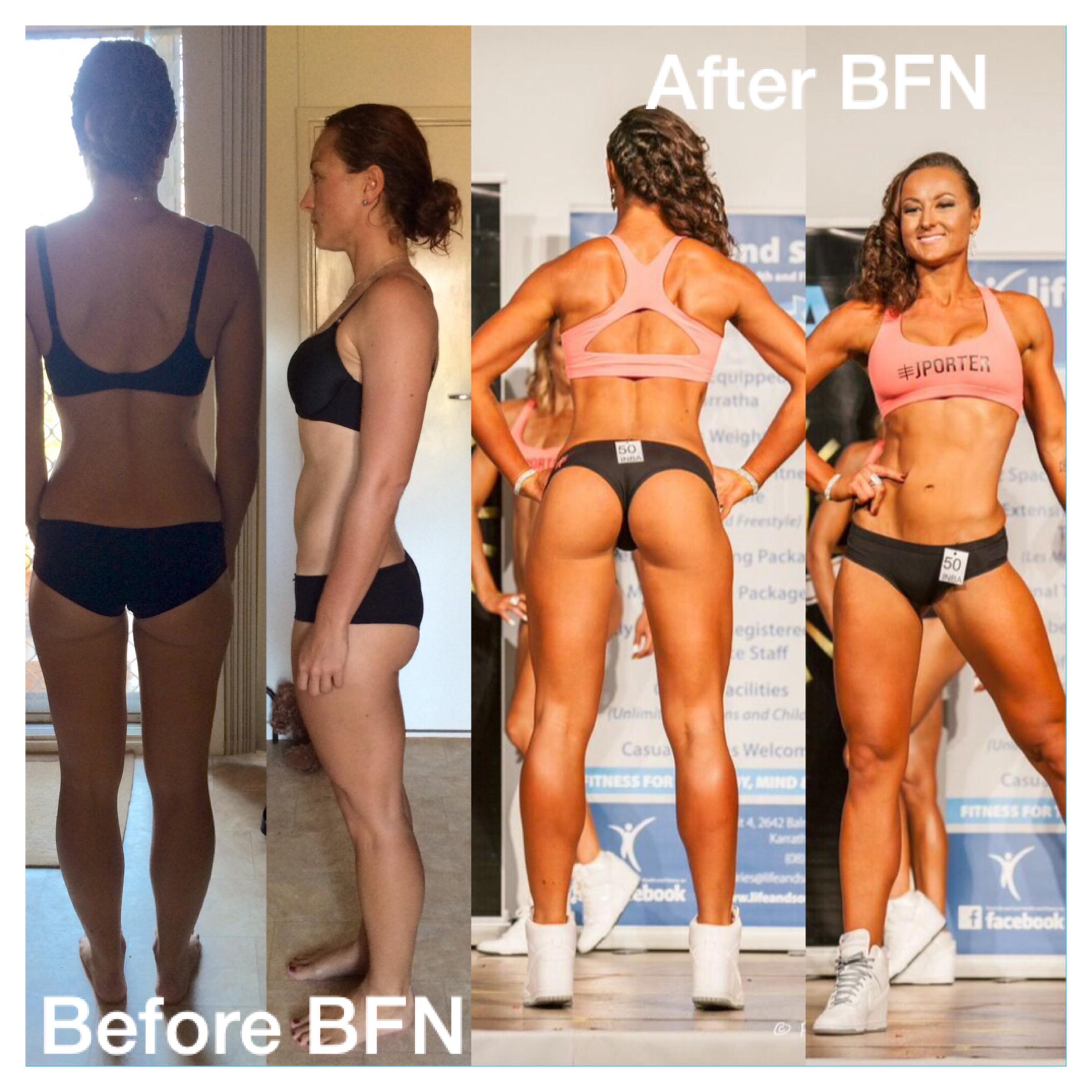 Balance Fitness Nutrition_Sarah_Test