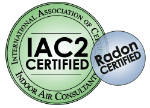 Radon Testing Certificatied