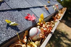 Clogged rain gutters are your basement's worst enemy!