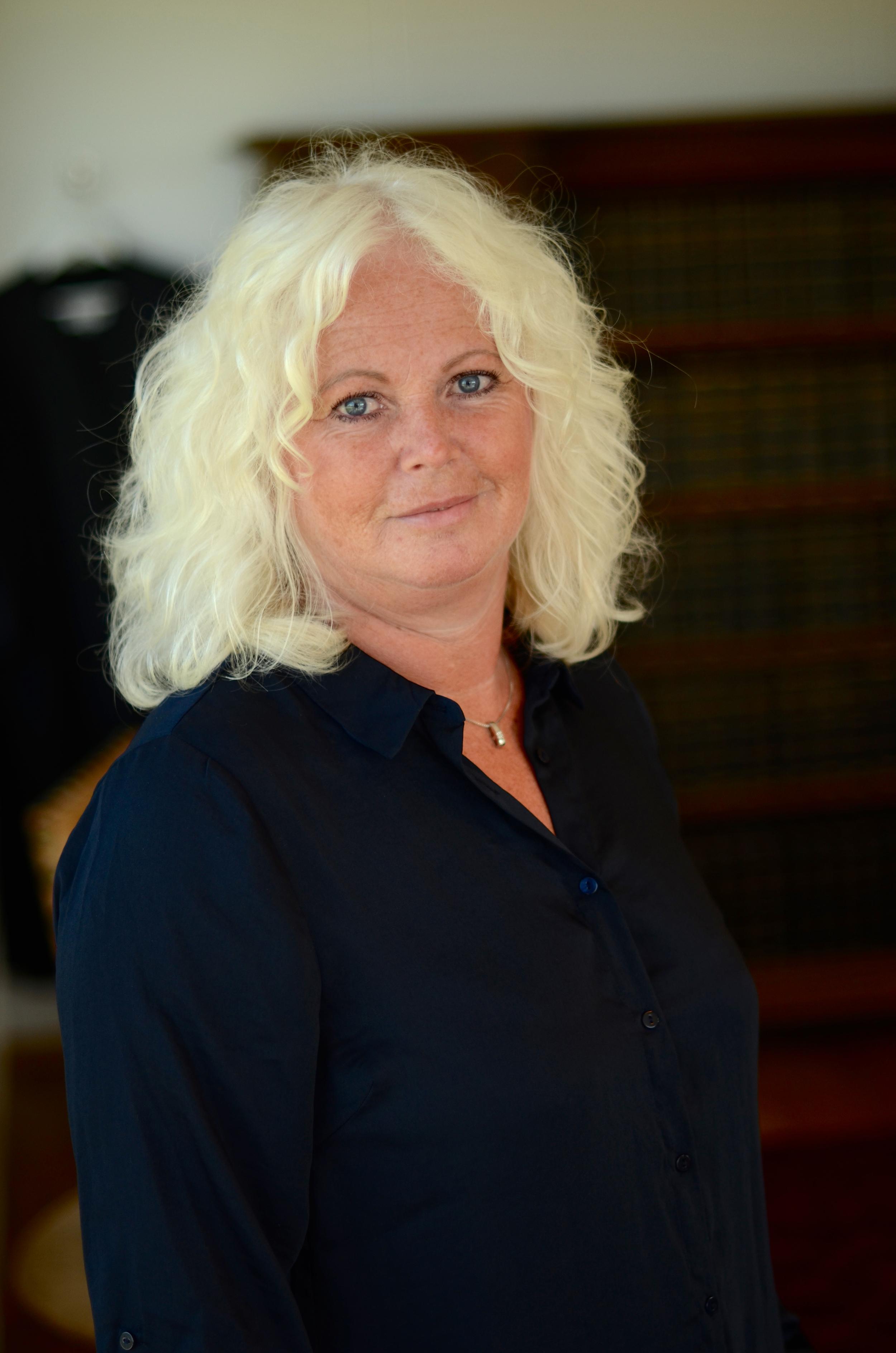 Grethe K. Ødegård