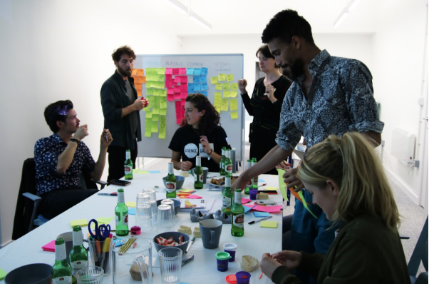 Co-creative workshop with general public