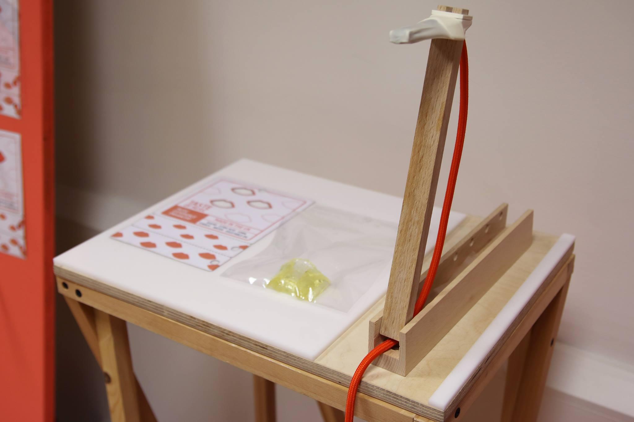 Bone-conductive device