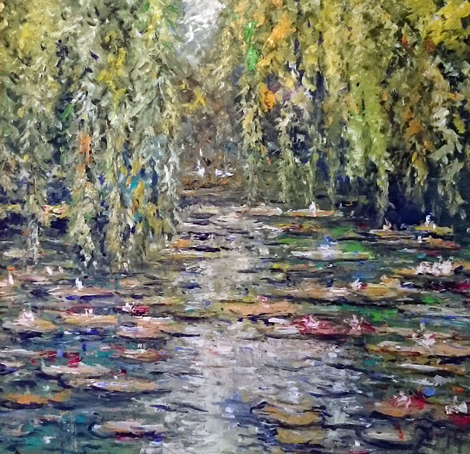 27 Water Lilies 2014