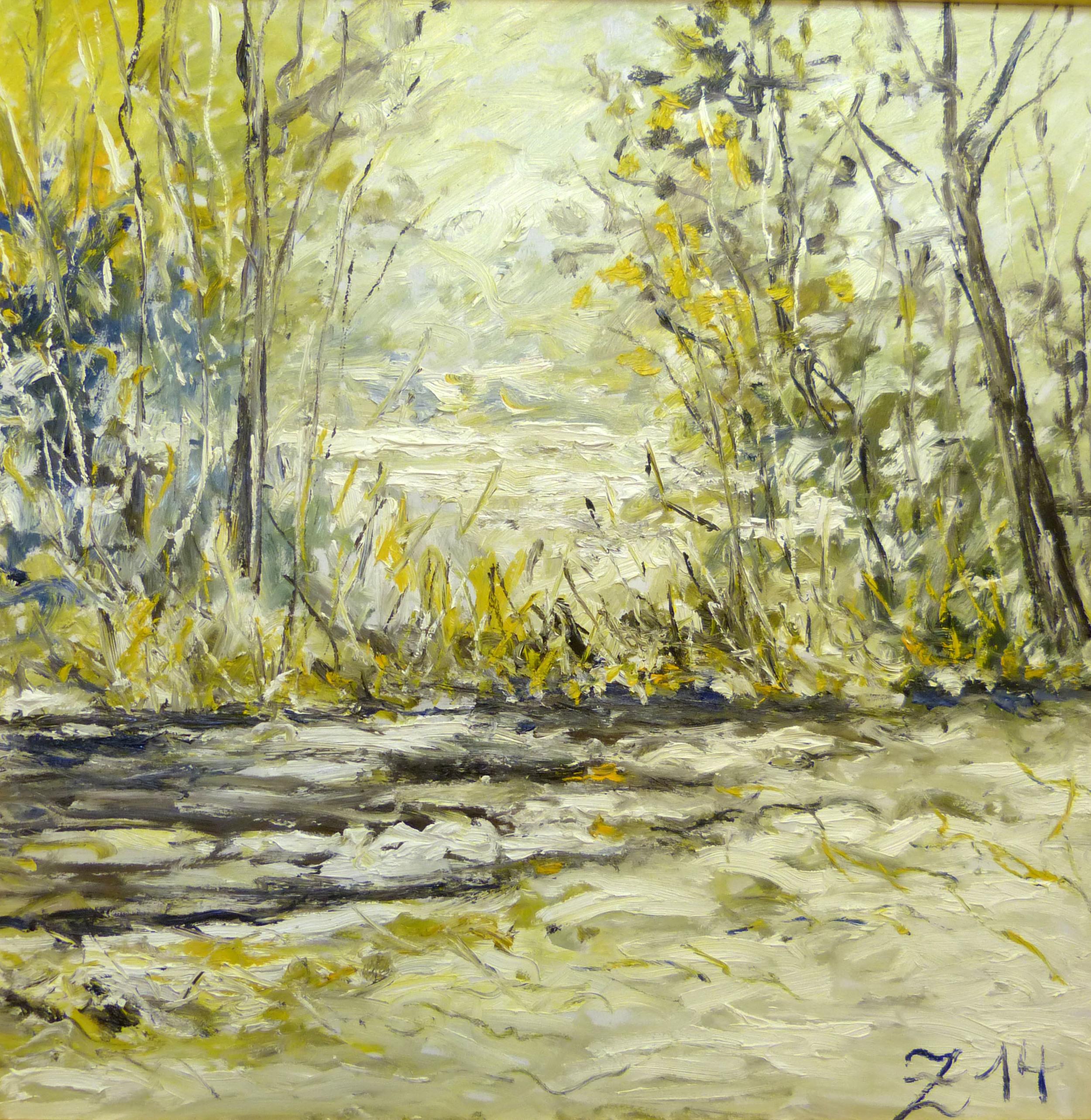 88 Creek in Winter