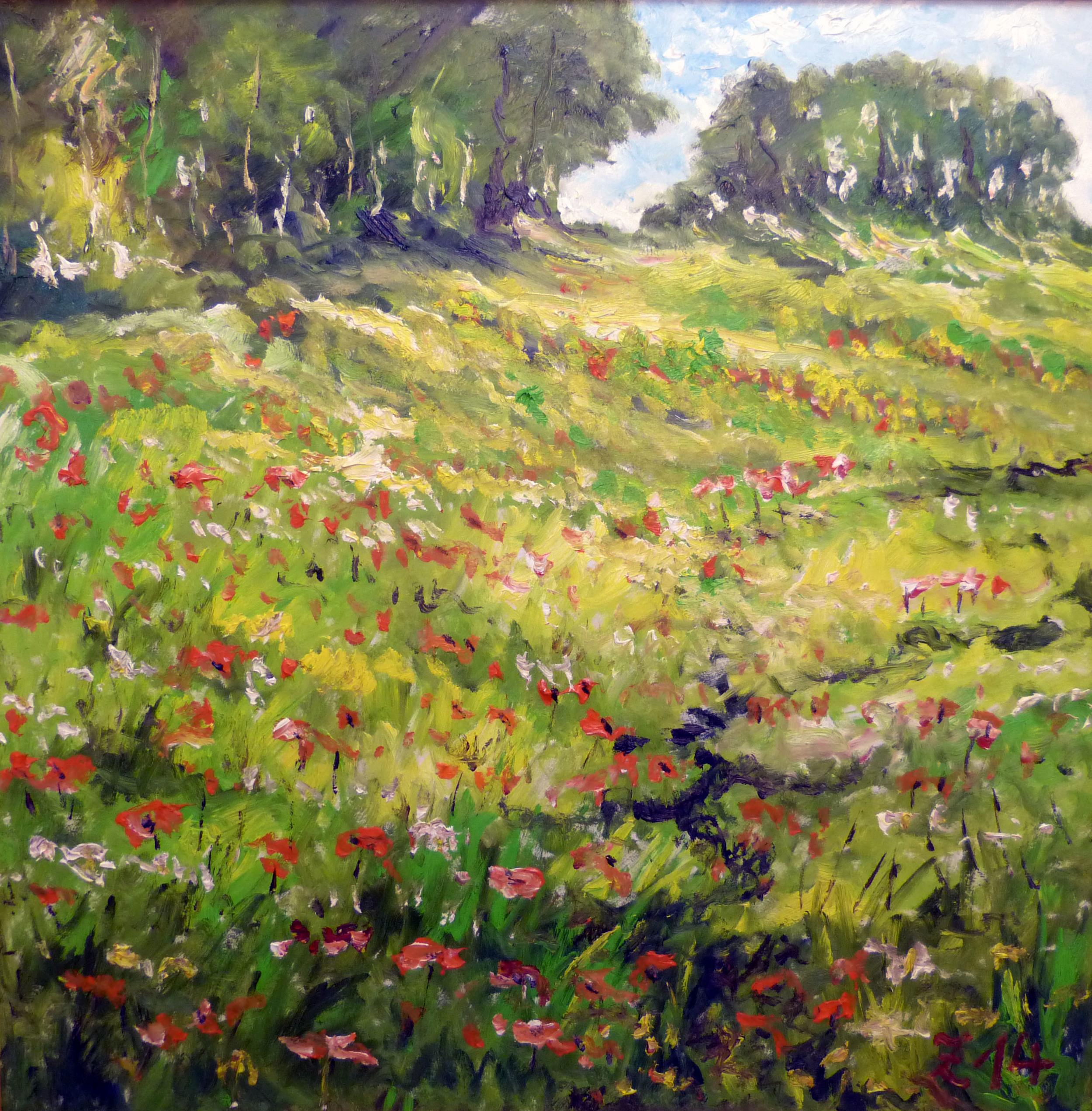100 Flower Meadow