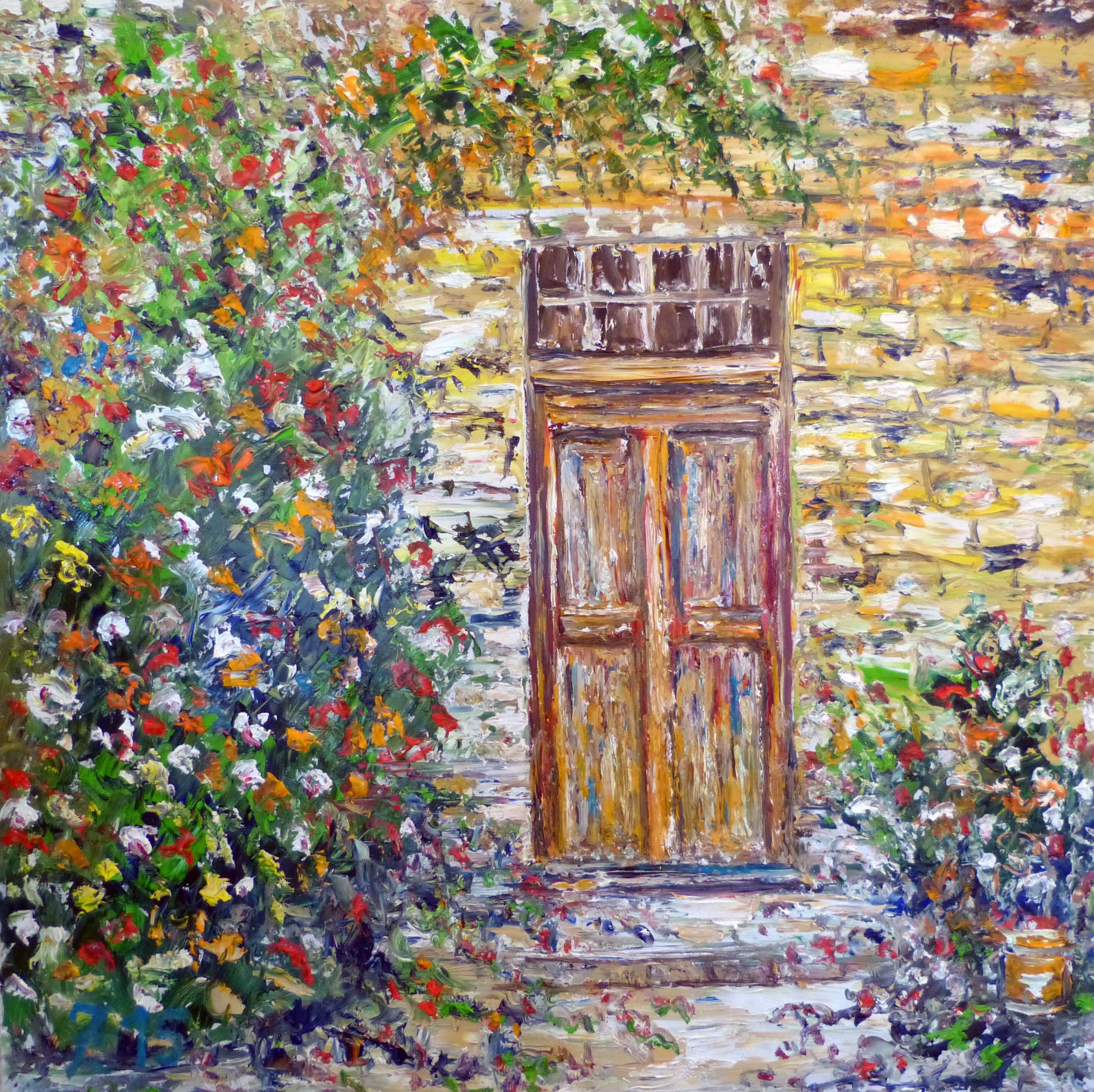 117 Old Front Door