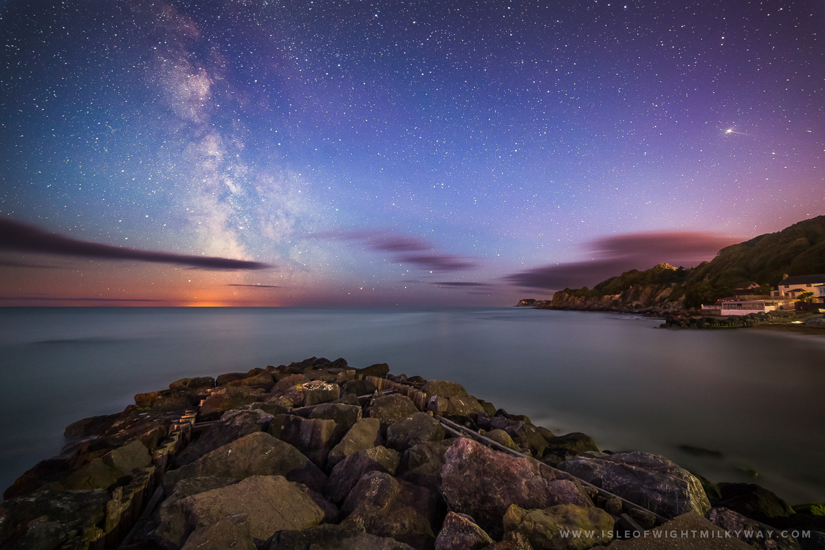 Image by Chad Powell   www.isleofwightmilkyway.com