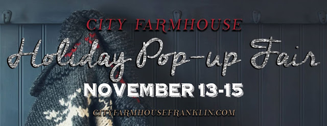 Photo: City Farmhouse (Click photo to visit website).