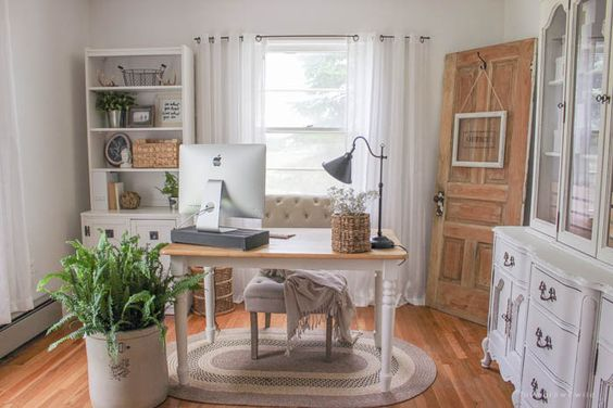 Love Grows Wild Blog- Office Makeover- Inspiration