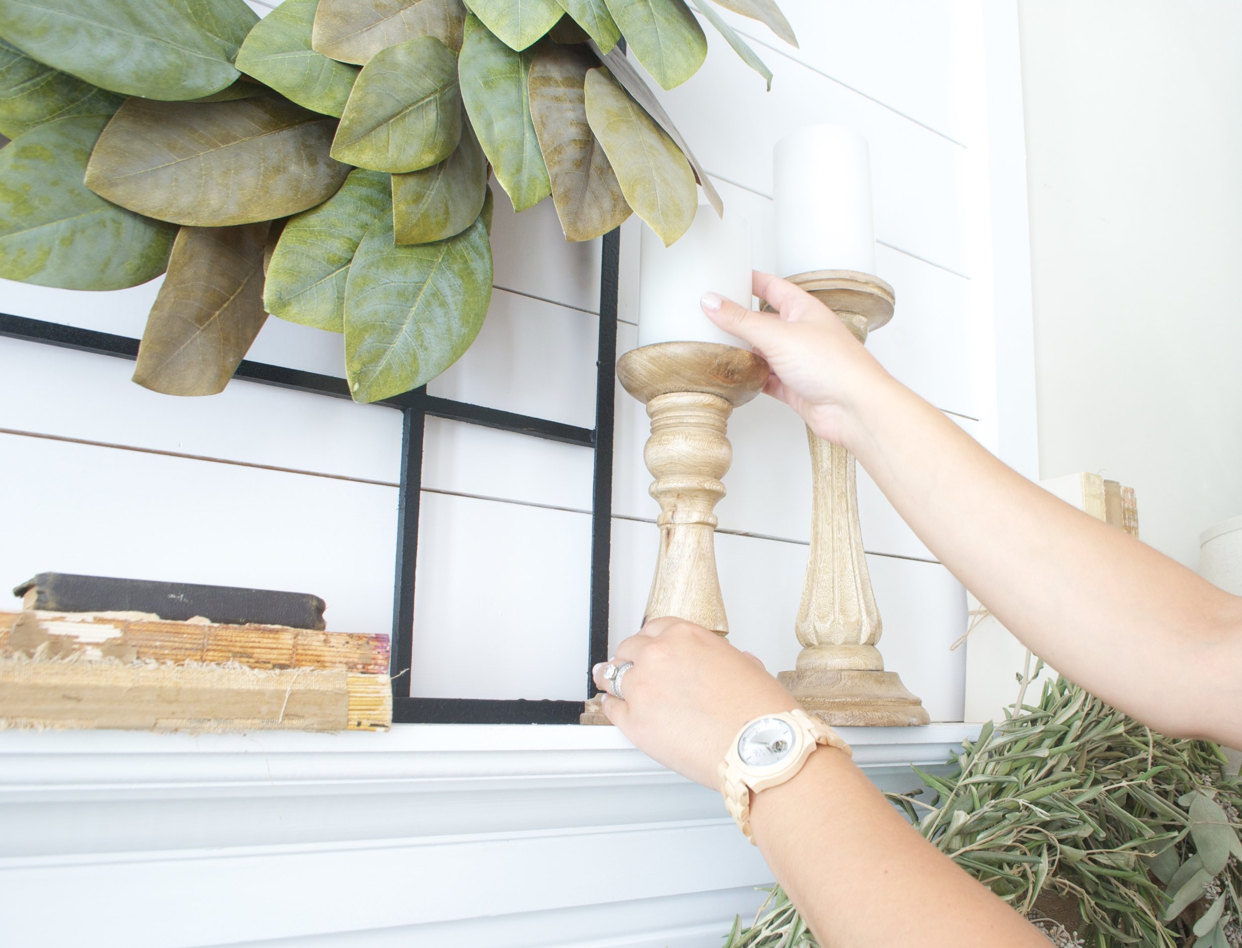 Jord Watch- Wooden Watch and Wooden Candle Stick Giveaway