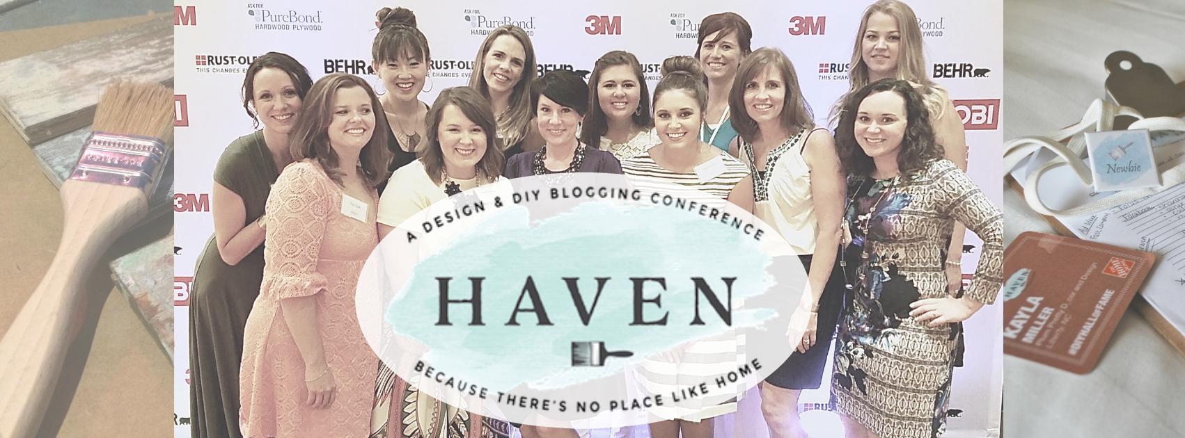 Plum Pretty Decor and Design at The Haven Conference