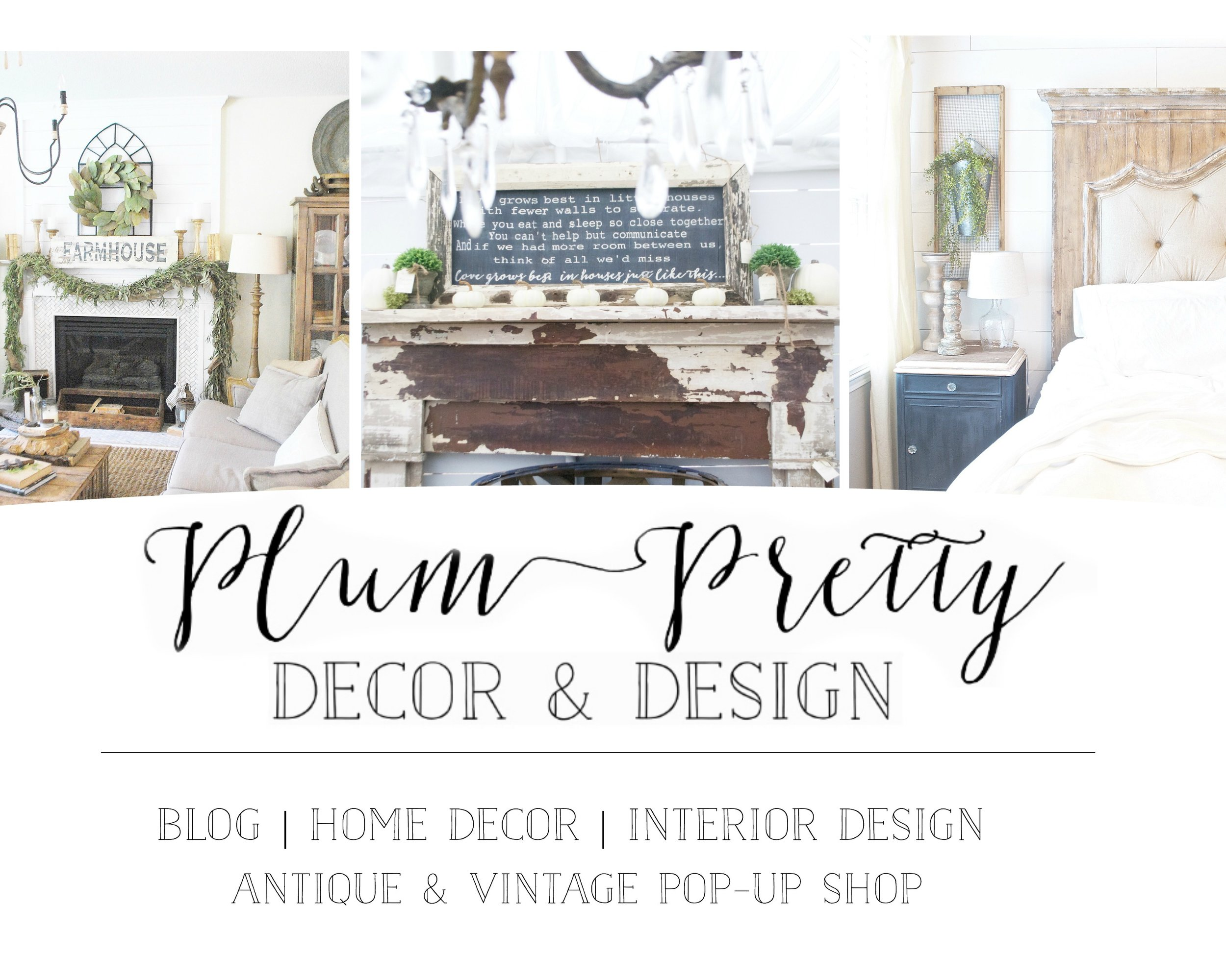 Click Image to Visit Plum Pretty Decor and Design's Instagram
