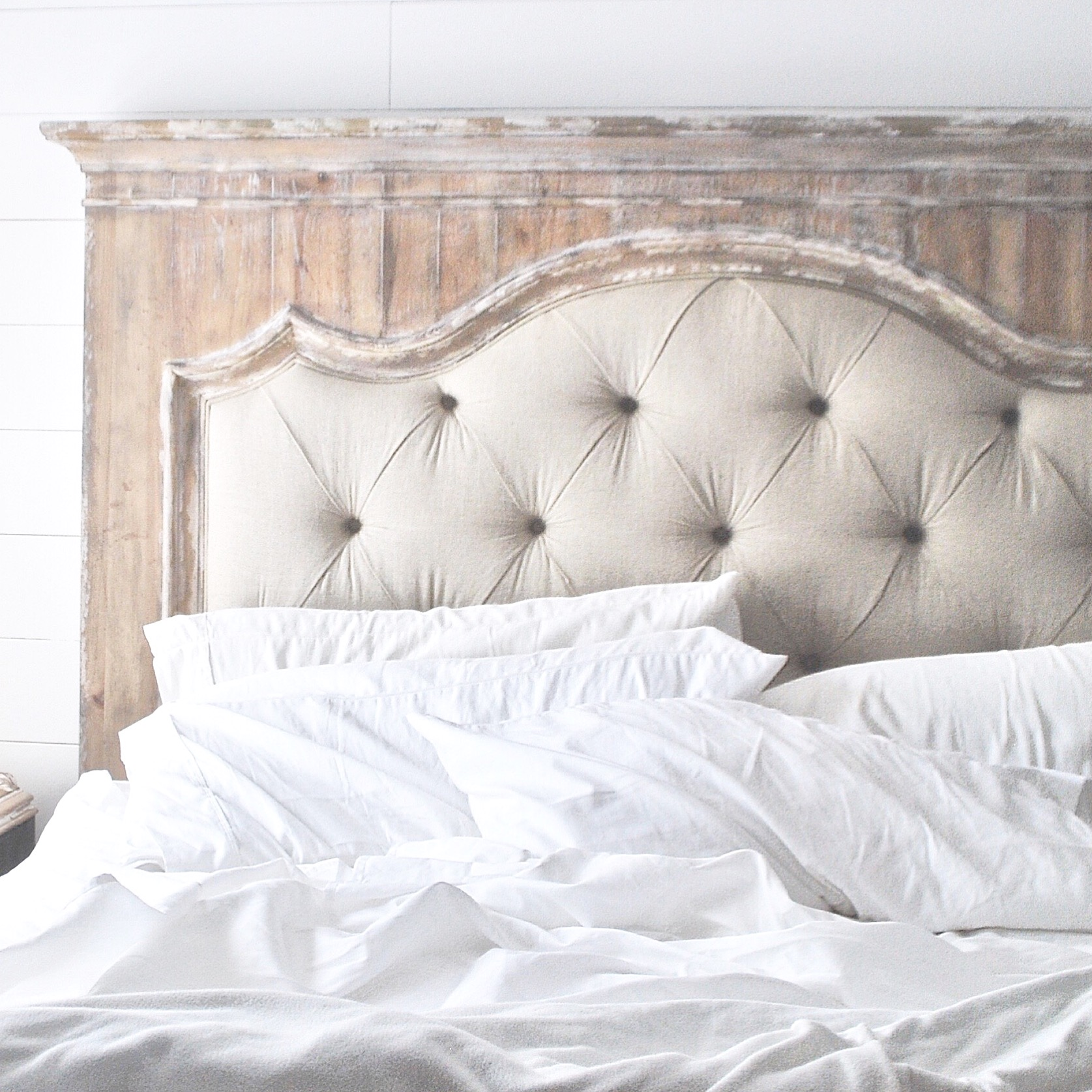 Plum Pretty Decor and Design Farmhouse Master Bedroom Tour