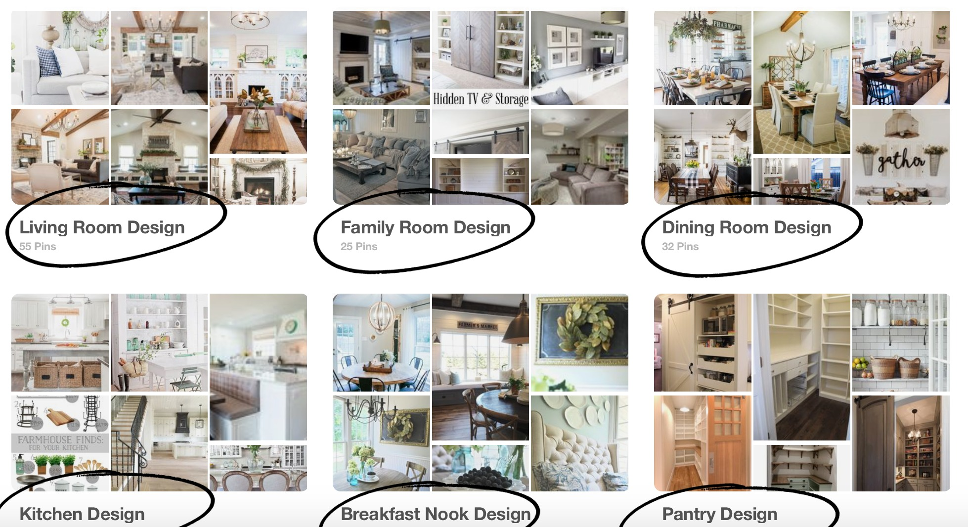 Pinterest: How to Make Your Profile Easy to Navigate - Plum Pretty Decor and Design