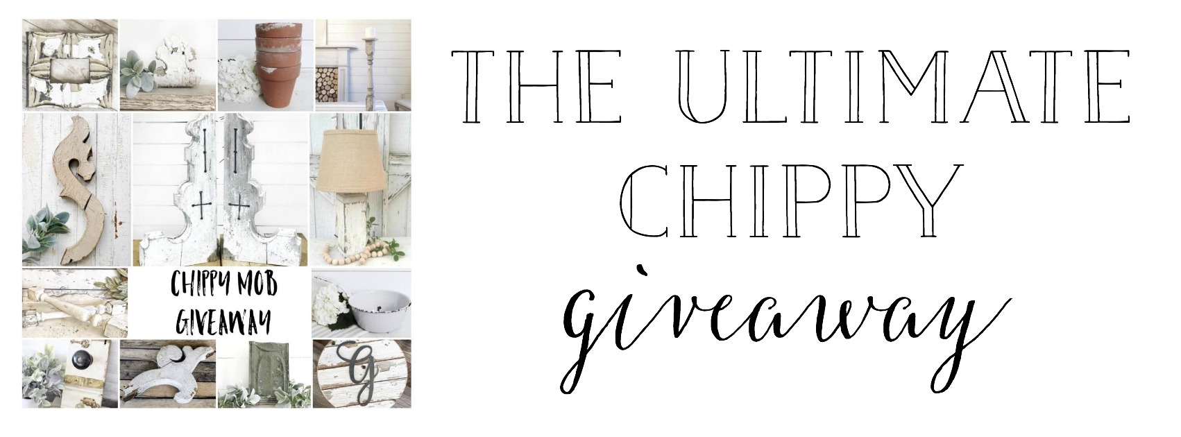 WIN this Ultimate Chippy Giveaway!