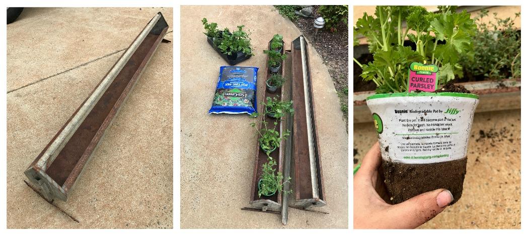 Materials Needed for Your Hanging Herb Garden