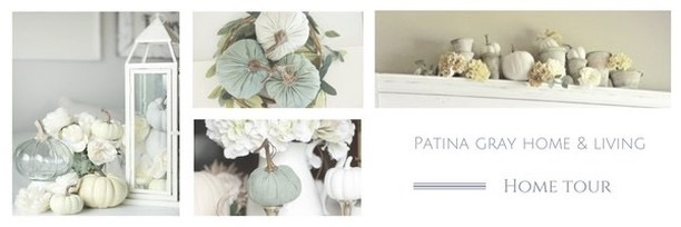 Fall into our Homes Tour- With Patina Gray Home & Living