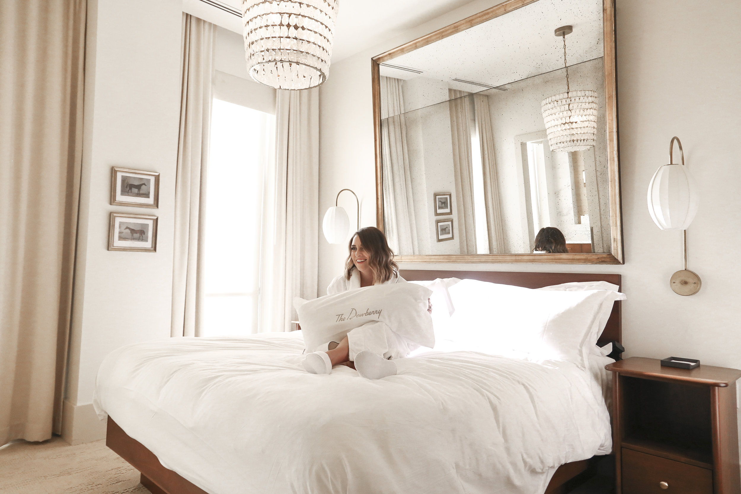 The BEST of Charleston Weekend with Volvo- The Dewberry Hotel is the hidden gem of downtown Charleston.