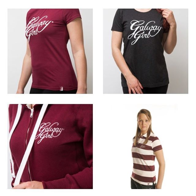 www.galwaygirl.com 😍  GalwayGirl.com is fresh with our Signature Maroon & White Polo back in stock and featuring some fabulous new Scarves, Snoods, Hats & even more coming soon..... The Polo is also now on sale in Galway exclusively in OMG at Zhivago #galway #galwaygirls #galwaygirl❤️ #galwaygirl #galwaygaa #edsheeran #galwaycity #galwayraces #galway2020 #galwayireland #irish