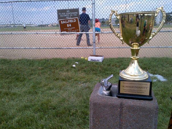 Summer Insanity Softball Tournament