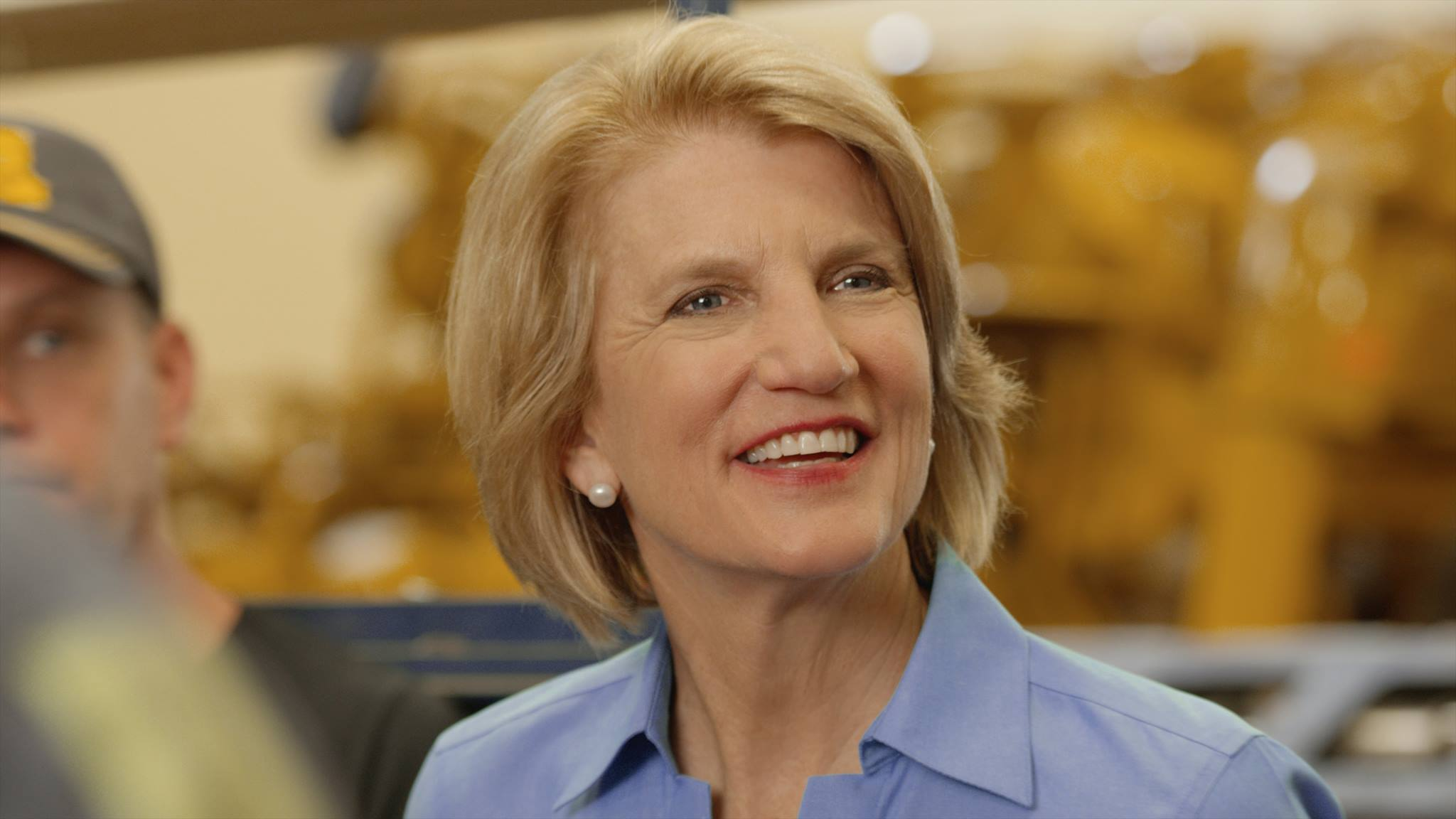"""""""As a former West Virginia Cherry Blossom Princess, I am excited to team up with my colleague Senator Lisa Murkowski as co-chairs for this wonderful tradition,"""" said Senator Capito. """"I hope these young women will take full advantage of all the program has to offer and have a wonderful time taking in our nation's Capital and forming new friendships. I offer my congratulations to this year's representatives and wish them the best during this exciting celebration."""""""
