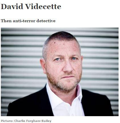 David Videcette The anti-terror detective