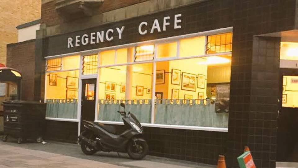 The Regency Cafe