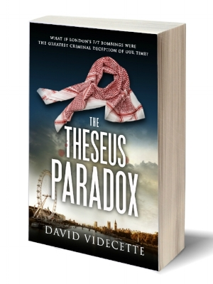 The Theseus Paradox book cover