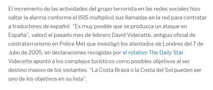 El Pais body in Spanish - Barcelona Attacks 18 August 2017.JPG