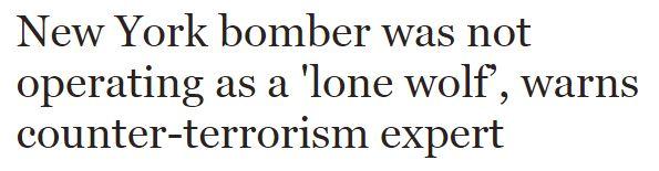 Daily Express New York bomber September 2017.JPG