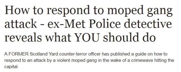 Express headline moped crime June 2018.JPG